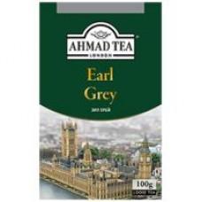 Чай Аhmad Тea Еarl Grey; Ahmad Tea зеленый листовой, 100 г