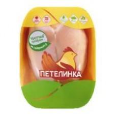 Грудка цыпленка-бройлера без кожи охлажденная Петелинка, 1 кг