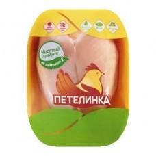 Грудка цыпленка-бройлера без кожи Петелинка охлажденная, 1 кг