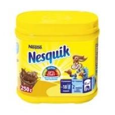 Какао Nesquik plus витамины-минералы, 250 г