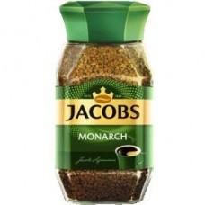 Кофе Jacobs Мonarch растворимый, 190 г
