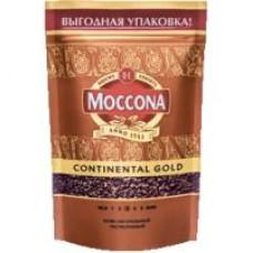 Кофе Moccona Continental Gold растворимый, 75 г