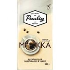 Кофе Paulig Mokka молотый для заваривания в чашке, 250 г