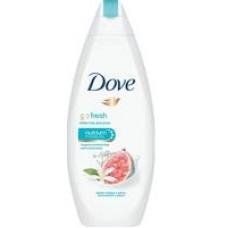 Крем-гель для душа Dove инжир-апельсин; питание-увлажнение, 250 мл