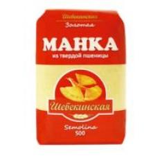 Крупа манная Марка Т Шебекинская, 500 г