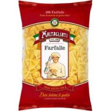 Макаронные изделия Maltagliati бантики №106; вермишель; рожок витой; спагетти №2/4, 500 г