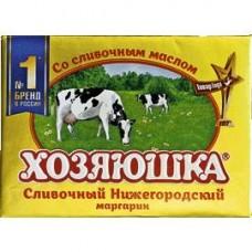 Маргарин Хозяюшка сливочный 60%, 200 г