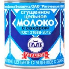 Молоко сгущенное с сахаром Рогачевъ 8,5%, 380 г