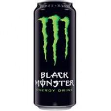 Напиток безалкогольный энергетический Monster Black; Rossi; Ultra, 0,5/0,449 л