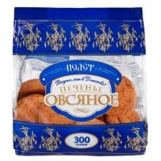 Печенье овсяное Полет, 300 г