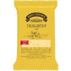 Сыр Брест-Литовск Тильзитер 45%, 200 г