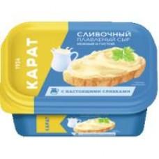 Сыр Карат плавленый сливочный 45%, 400 г