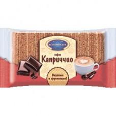 Вафли Каприччио с шоколадной начинкой Коломенское, 220 г