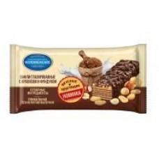 Вафли Коломенское арахис и фундук, 160 г