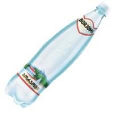 Вода минеральная Borjomi газированная, 0,75 л