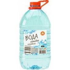 Вода питьевая Д негазированная, 5 л