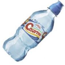 Вода питьевая Святой источник негазированная, 0,33 л