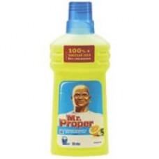 Жидкость для уборки Mr.Proper лимон, 500 мл
