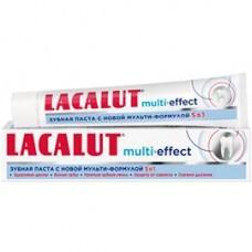 Зубная паста Lacalut мультиэффект, 50 мл