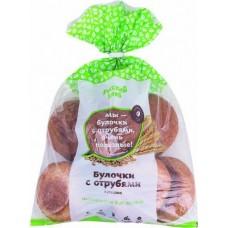 Булочки Русский хлеб С отрубями, 300 г