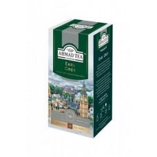 Чай Ahmad Tea Earl Grey черный в пакетиках, 25 шт