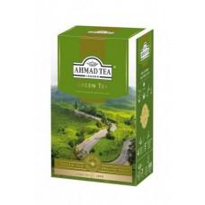 Чай Ahmad Tea зеленый листовой, 100 г