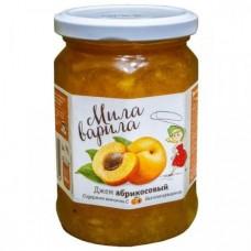 Джем Дикси Мила варила абрикосовый, 350 г
