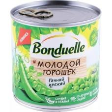 Горошек Bonduelle зеленый молодой, 425 мл