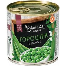 Горошек Дикси Овощная семейка зеленый, 400 г