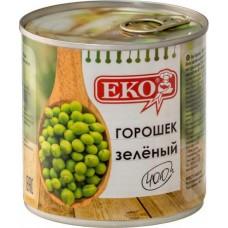 Горошек Eko зеленый, 400 г