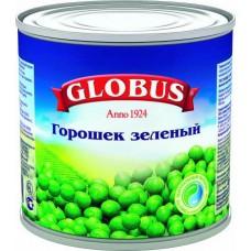 Горошек Globus зеленый, 425 мл