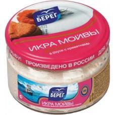 ИКРА МОЙВЫ ДЕЛИКАТЕСНАЯ С КРЕВЕТКОЙ С/Б 180Г ББ