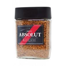 Кофе Absolut Drive Blend №120 растворимый сублимированный, 95 г