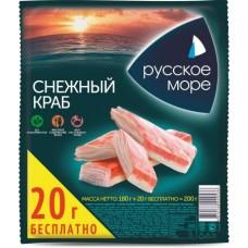 Крабовые палочки Русское море Снежный краб охлажденные, 200 г