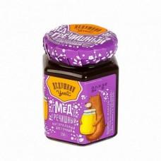 Мёд гречишный Дедушкин улей натуральный, 250 г