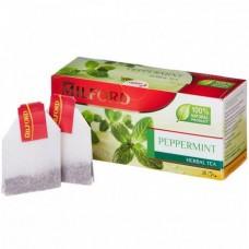 Напиток Milford Peppermint чайный, 20x1,5 г