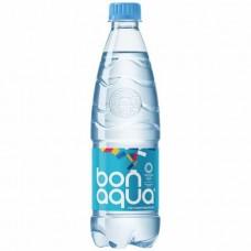 Вода BonAqua питьевая негазированная, 0,5 л