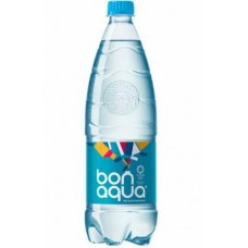Вода BonAqua питьевая негазированная, 1 л