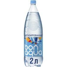 Вода BonAqua питьевая негазированная, 2 л