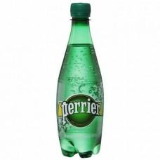 Вода Perrier природная минеральная столовая газированная, 0,5 л