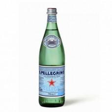 Вода San Pellegrino природная минеральная столовая газированная, 0,75 л