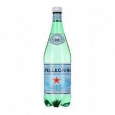 Вода San Pellegrino природная минеральная столовая газированная, 1 л