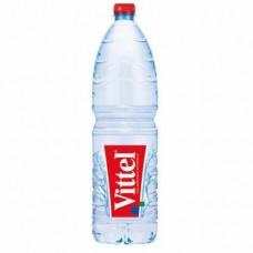 Вода Vittel минеральная столовая негазированная, 1 л